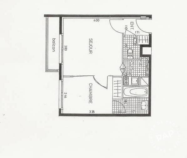Vente immobilier 162.500€ Cergy (95800)