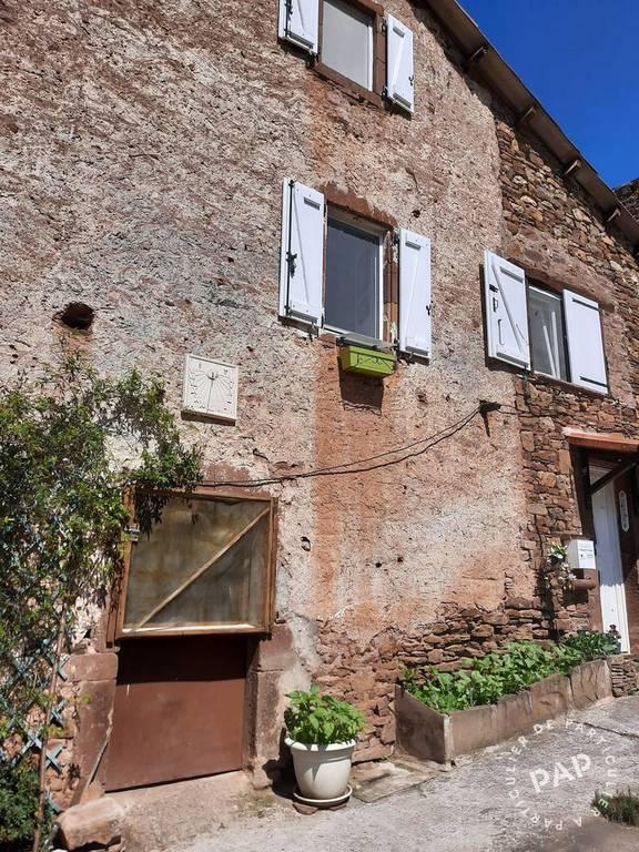 Vente immobilier 32.000€ Broquiès (12480)