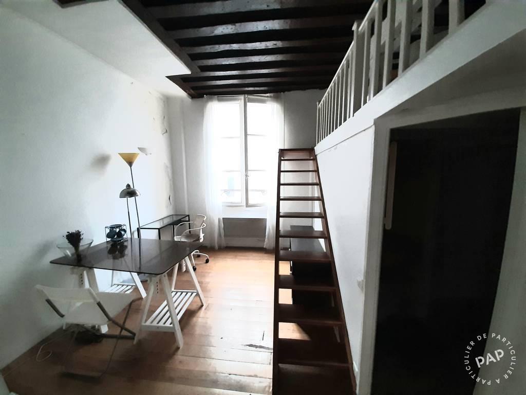 Vente immobilier 549.000€ Paris 6E (75006)