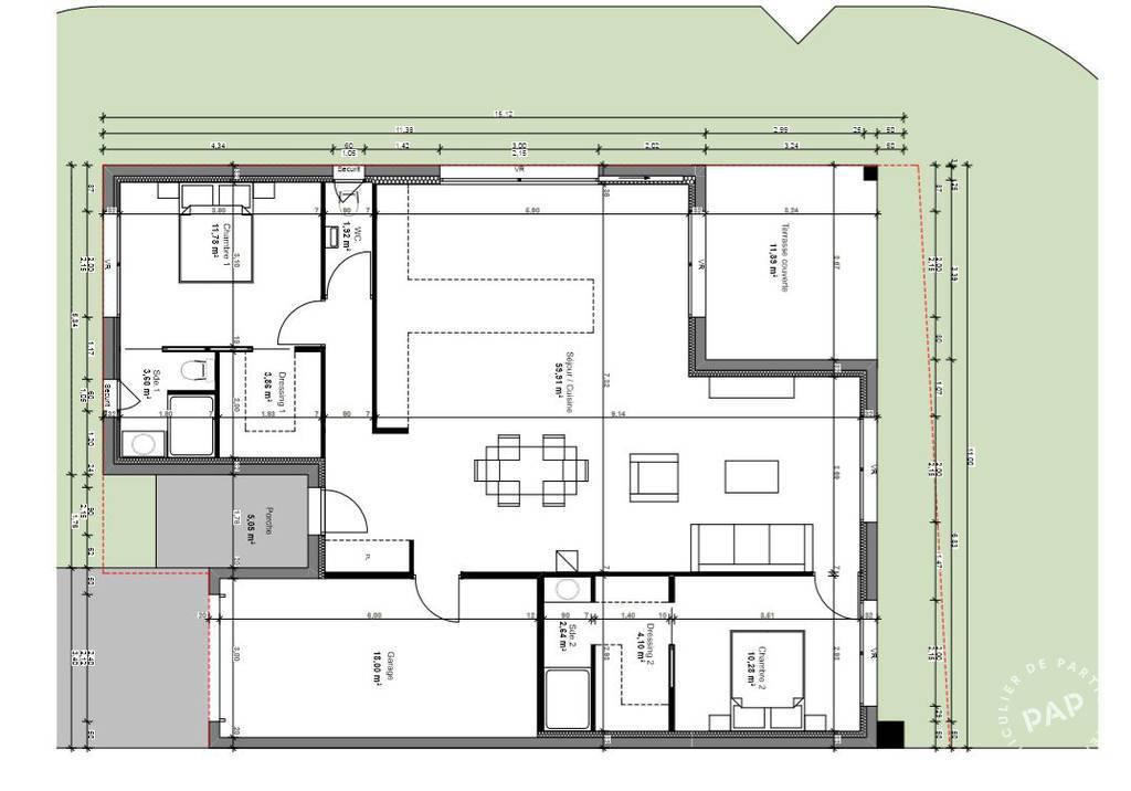 Maison La Palme (11480) 245.000€