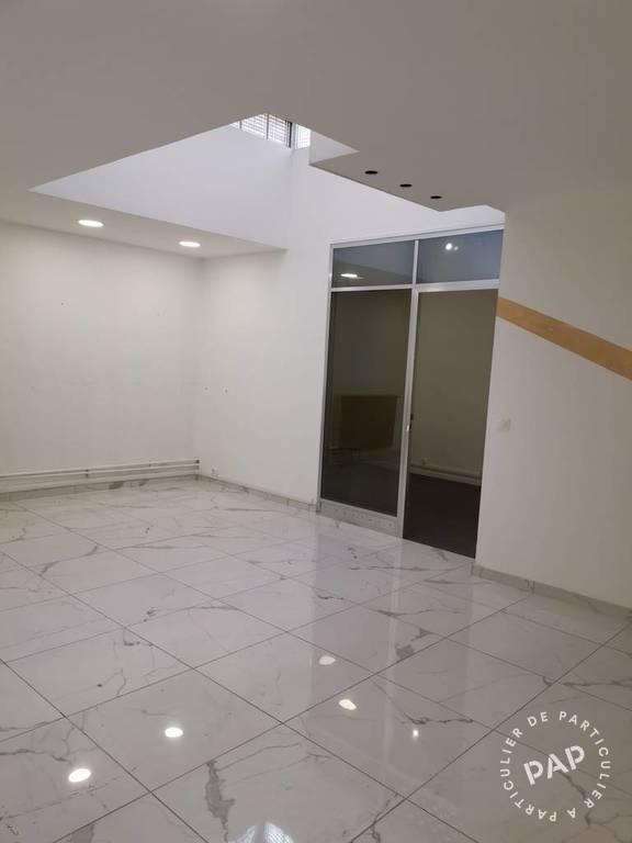 Vente et location Local commercial 100m²