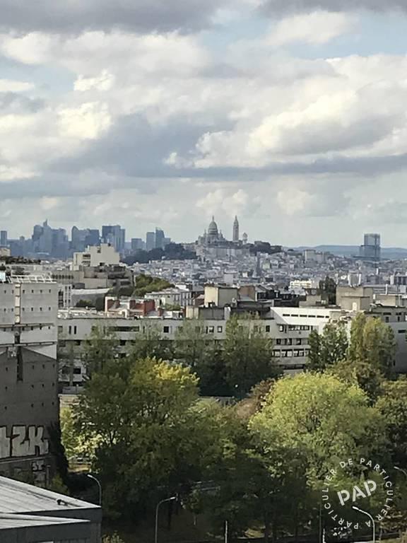 Appartement 620.000€ 87m² Le Pré-Saint-Gervais (93310)