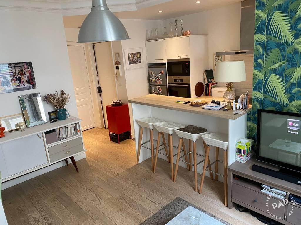 Appartement 480.000€ 44m² Paris 17E (75017)