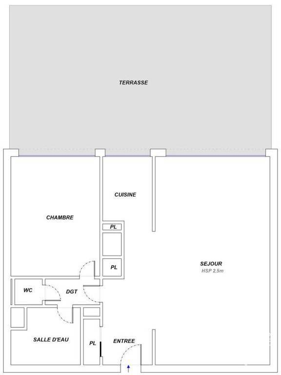 Vente Maisons-Alfort (94700) 42m²