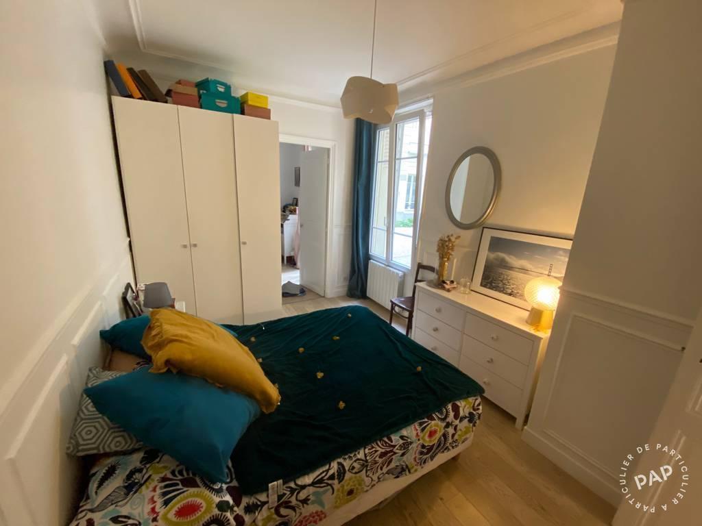 Immobilier Paris 17E (75017) 480.000€ 44m²