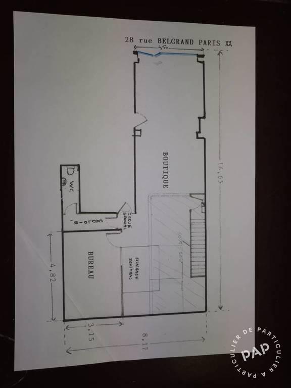 Vente et location immobilier Local commercial