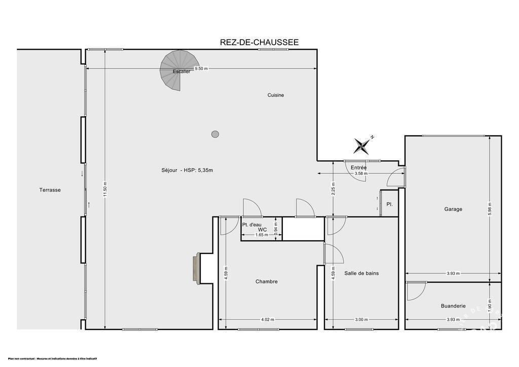 Vente Maison Mondeville 230m² 425.000€