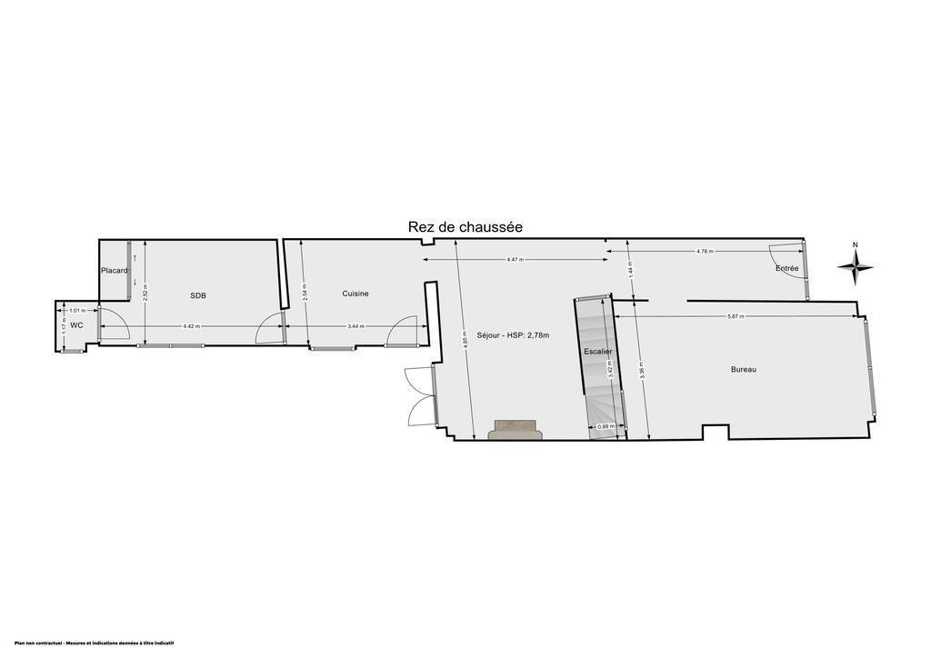 Vente Maison 135m²