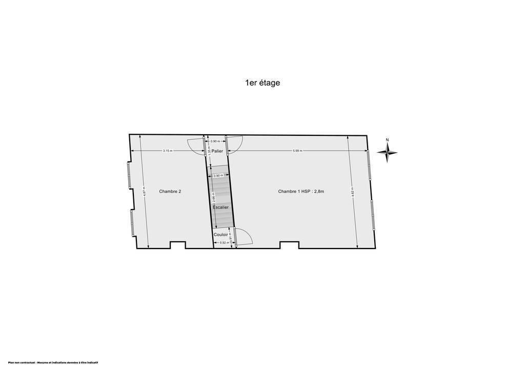 Maison 165.000€ 135m² Lens (62300)