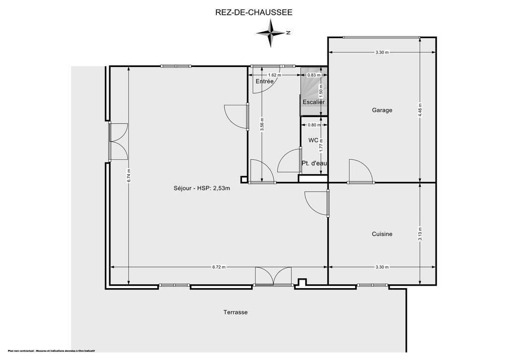 Maison 475.000€ 120m² Herblay (95220)