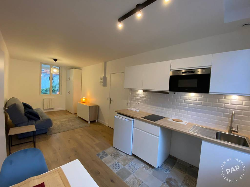 Location Appartement Ivry-Sur-Seine (94200) 24m² 830€