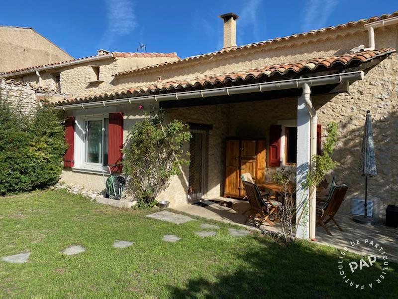 Vente maison 8 pièces Revest-du-Bion (04150)