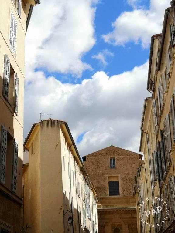 Location Appartement Aix-En-Provence 28m² 800€