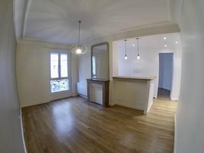 Vente appartement 2pièces 40m² Paris 18E (75018) - 490.000€