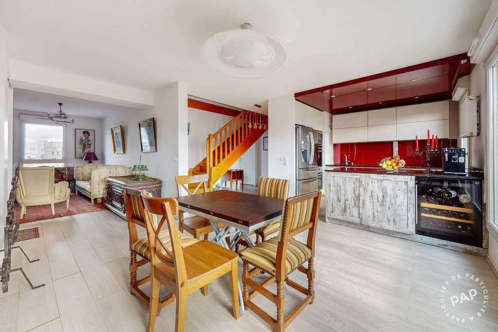 Vente Appartement Saint-Denis (93210) 110m² 650.000€