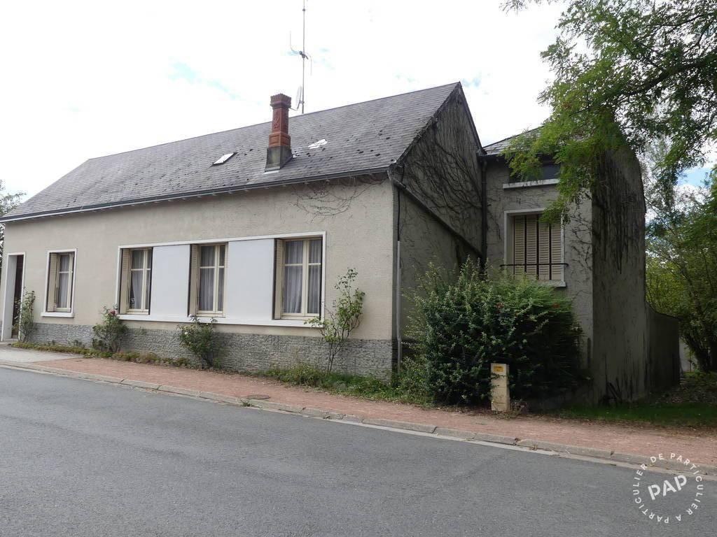 Vente maison 7 pièces Vicq-sur-Nahon (36600)