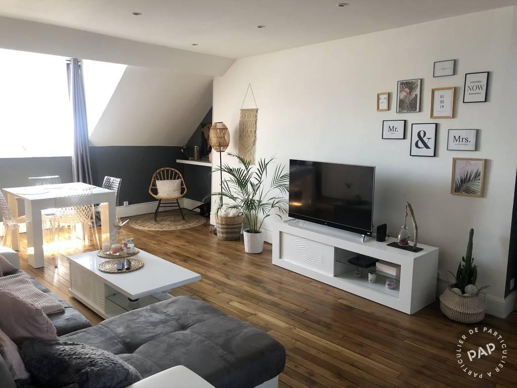 Vente appartement 3 pièces Saint-Quentin (02100)