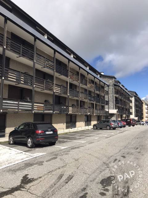 Vente Appartement Saint-Lary-Soulan (65170) 35 m² 57.000 €