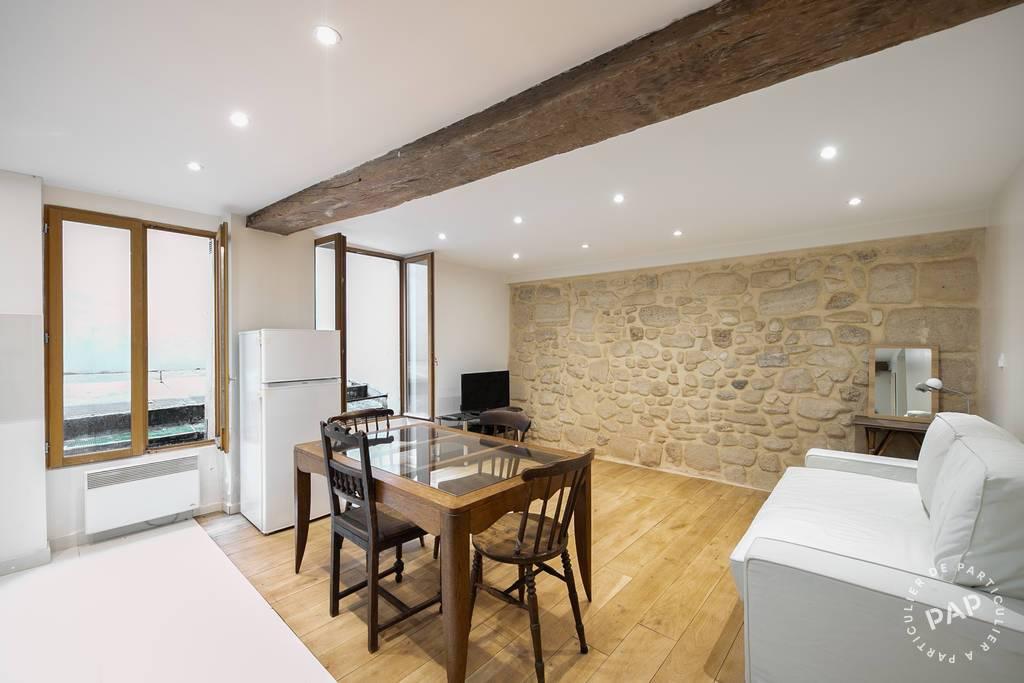 Location appartement 2 pièces Paris 6e