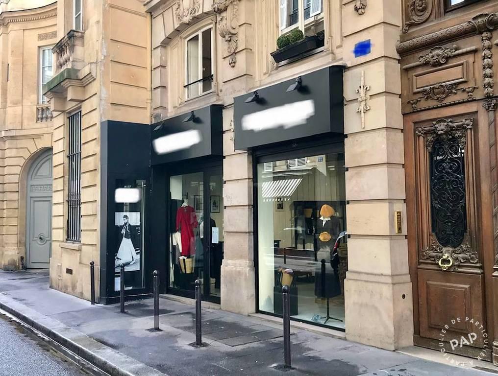 Location Local commercial Paris 7E (75007) 50m² 3.000€