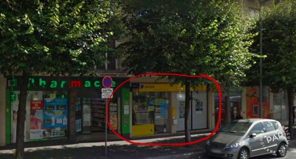 Location Local commercial Arcueil (94110) 110m² 3.000€