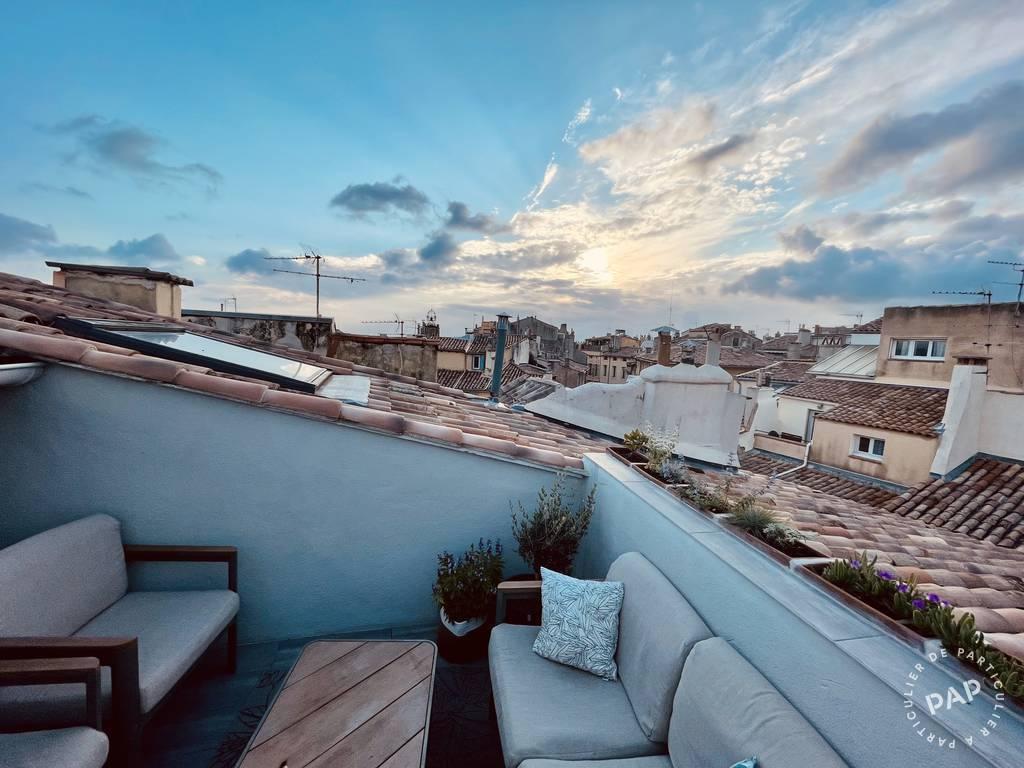 Location Appartement Aix-En-Provence (13100) 55m² 1.790€