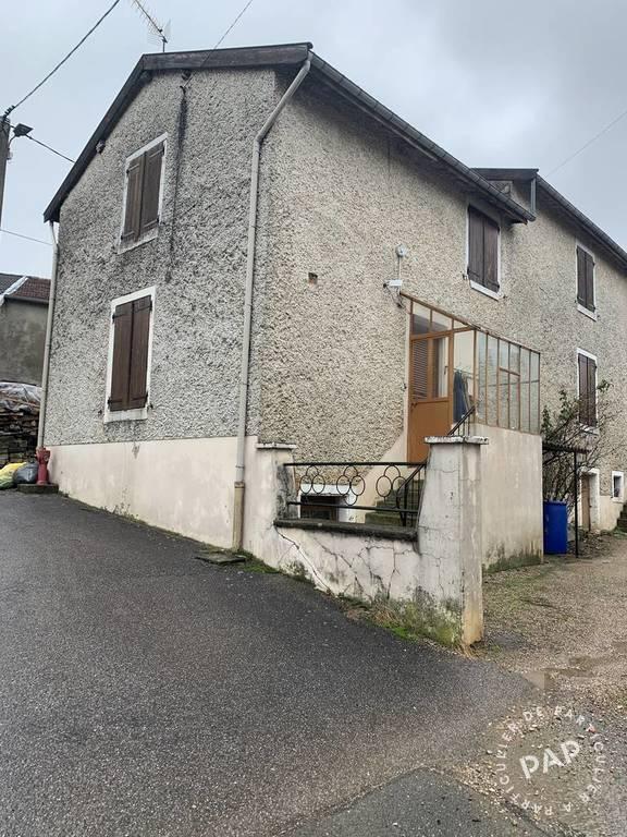 Vente maison 4 pièces Cousances-les-Forges (55170)