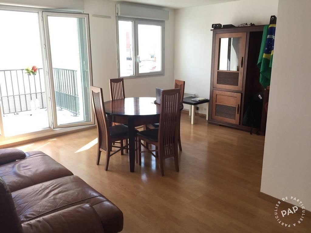 Location Appartement Saint-Ouen (93400)  655€