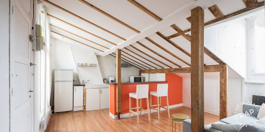 Vente appartement studio Bois-Colombes (92270)