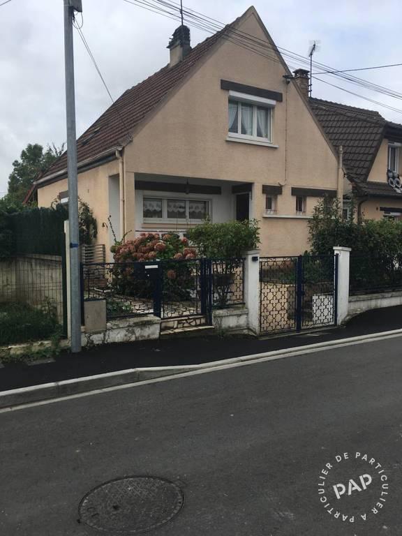 Vente Maison Mitry-Mory (77290) 110m² 320.000€