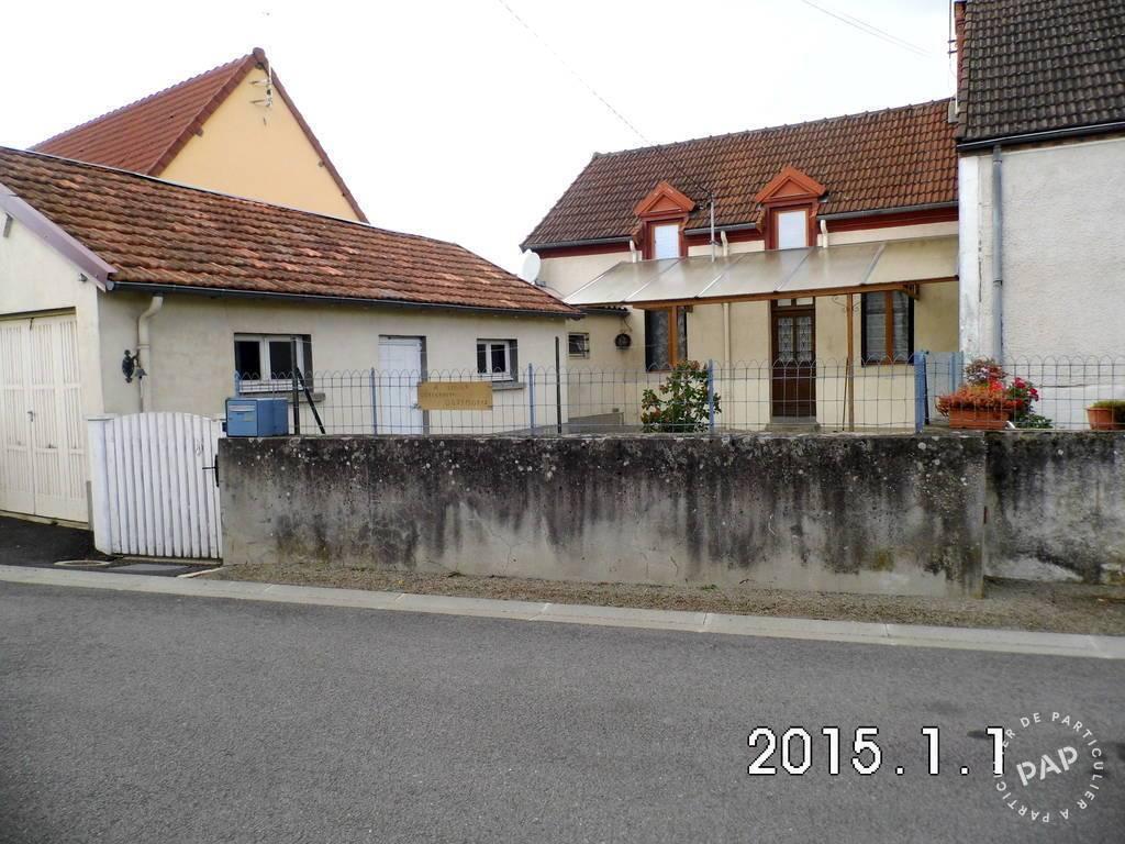 Vente Maison Gouzon 53m² 58.000€