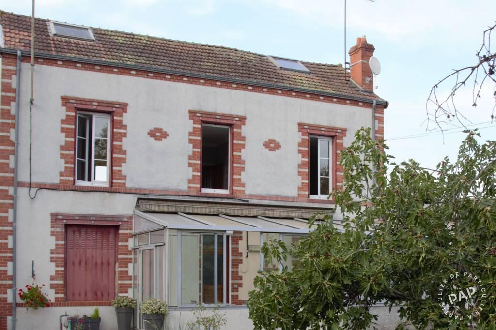 Vente Maison La Chapelle-Saint-Mesmin (45380) 135m² 350.000€