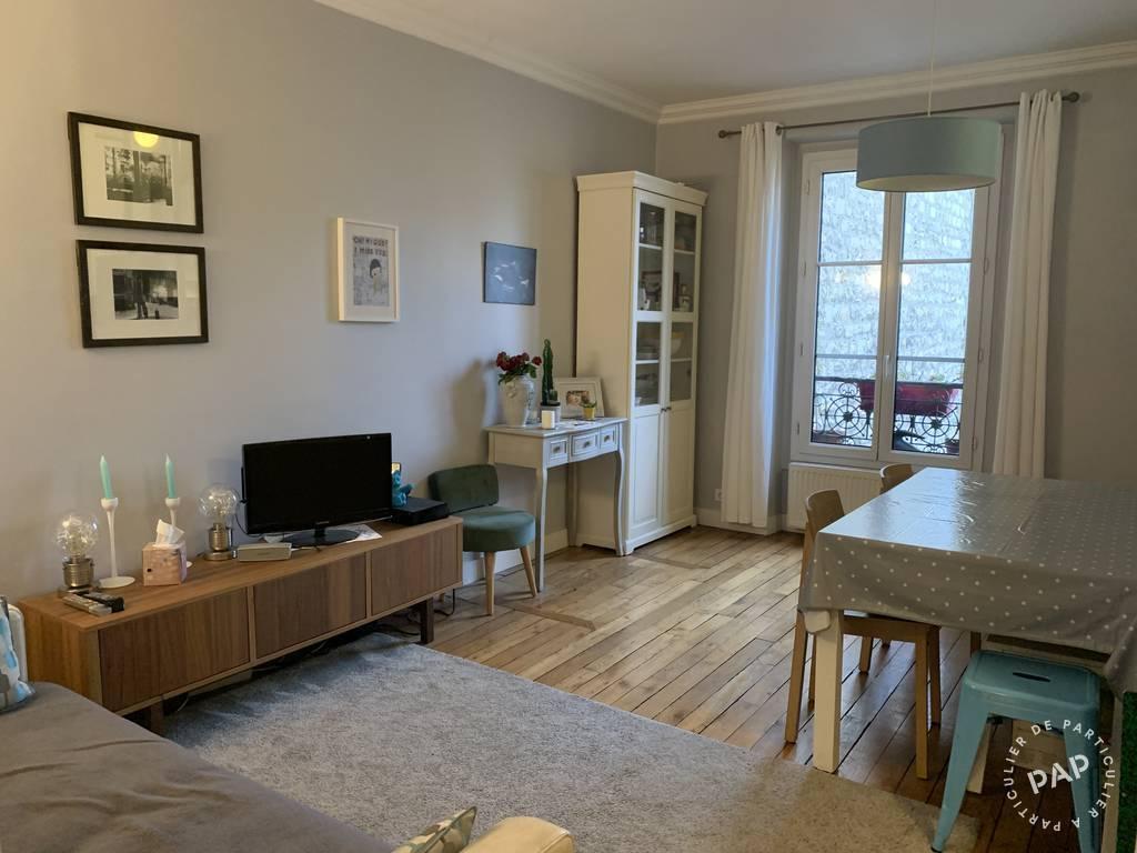 Vente Appartement Saint-Maurice (94410) 51m² 465.000€