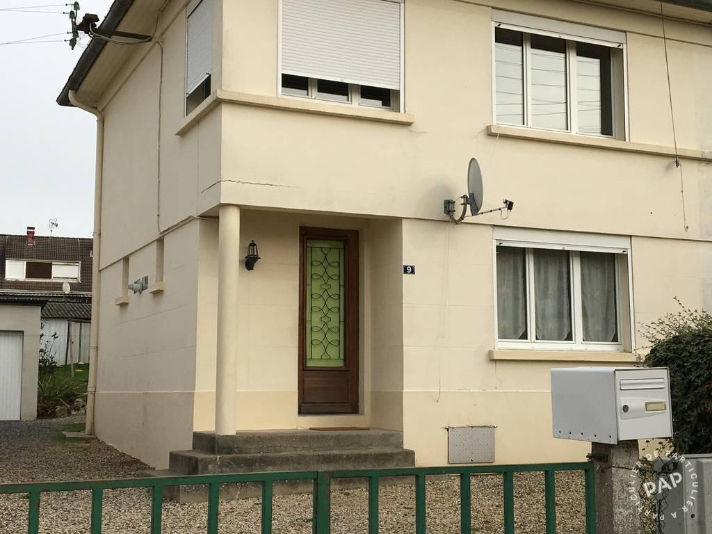 Location maison 5 pièces Origny-Sainte-Benoite (02390)