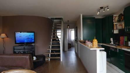 Vente appartement 5pièces 108m² Romainville (93230) - 575.000€