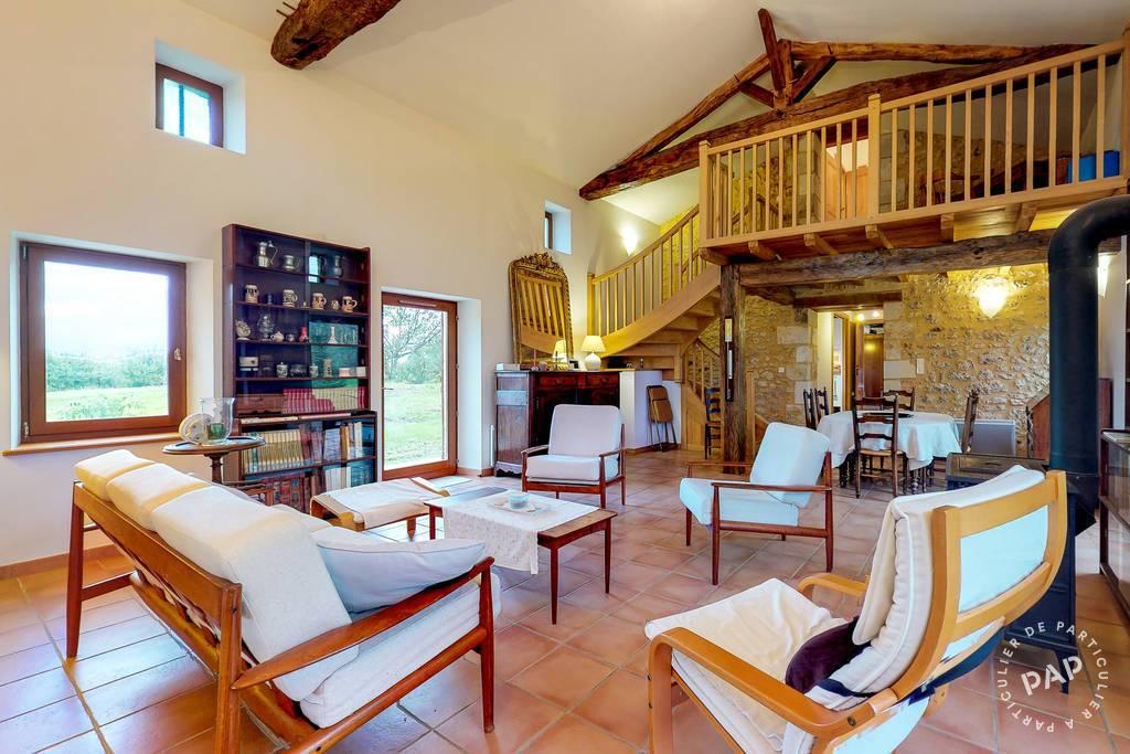 Vente Maison Saint-Félix-De-Villadeix 140m² 400.000€