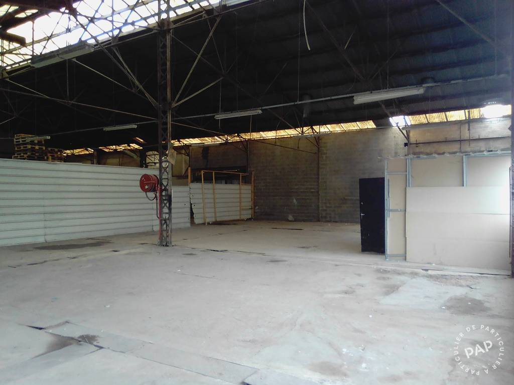 Location Local commercial Poissy (78300) 345m² 1.000€