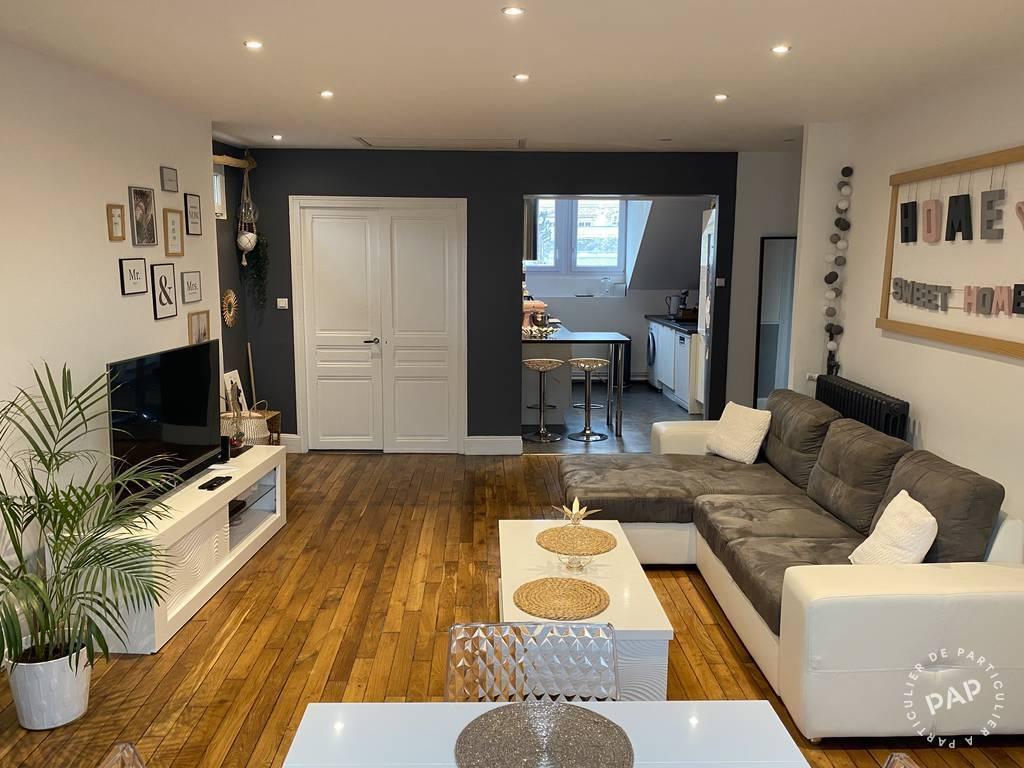 Vente immobilier 95.000€ Saint-Quentin (02100)