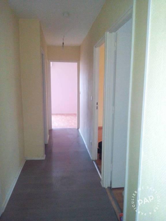 Appartement 115.000€ 66m² Metz (57070)