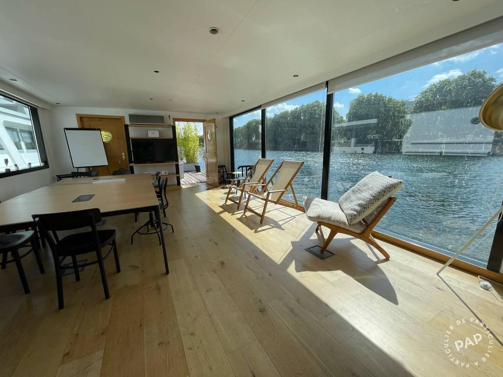 Bureaux et locaux professionnels 600€ 450m² Asnières-Sur-Seine (92600)
