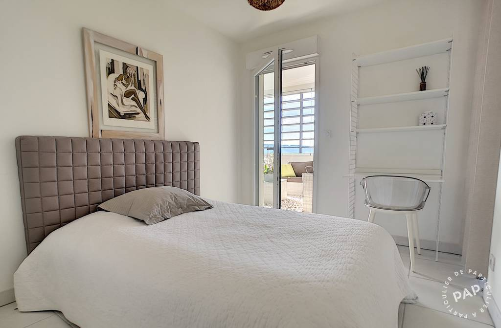 Appartement 440.000€ 65m² Saint-Raphaël (83700)