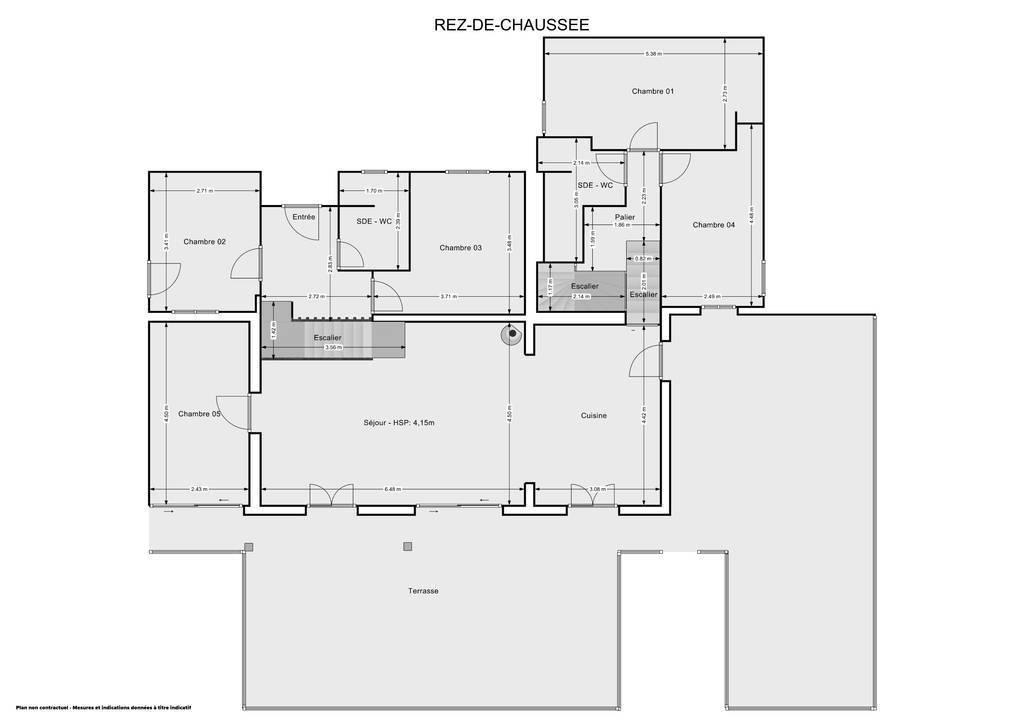 Vente Maison Saint-Raphaël Anthéor 180m² 890.000€