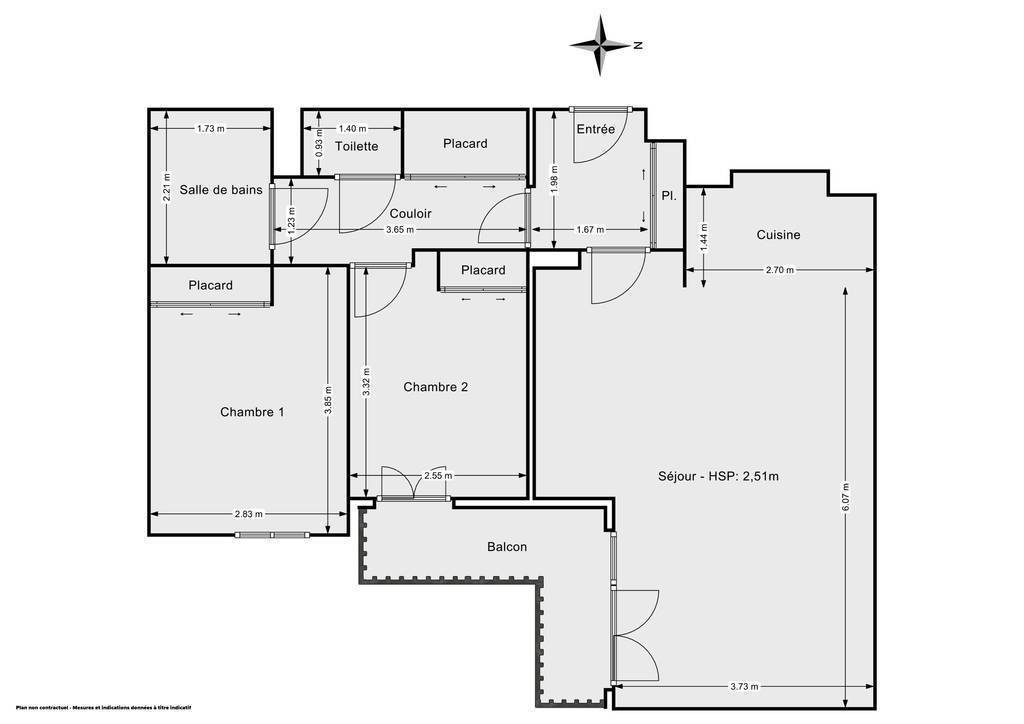 Vente Appartement Pantin (93500)