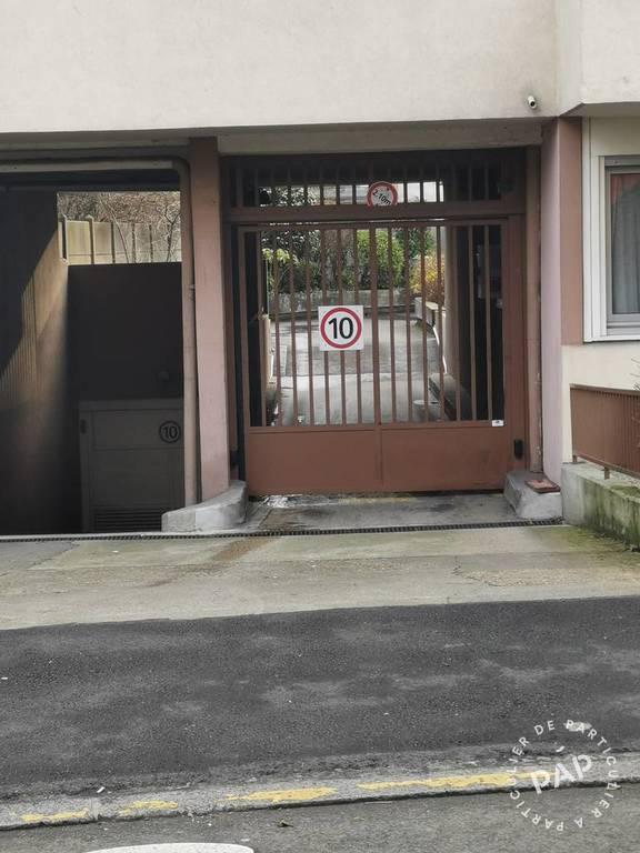 Location Garage, parking Montreuil (93100)  80€