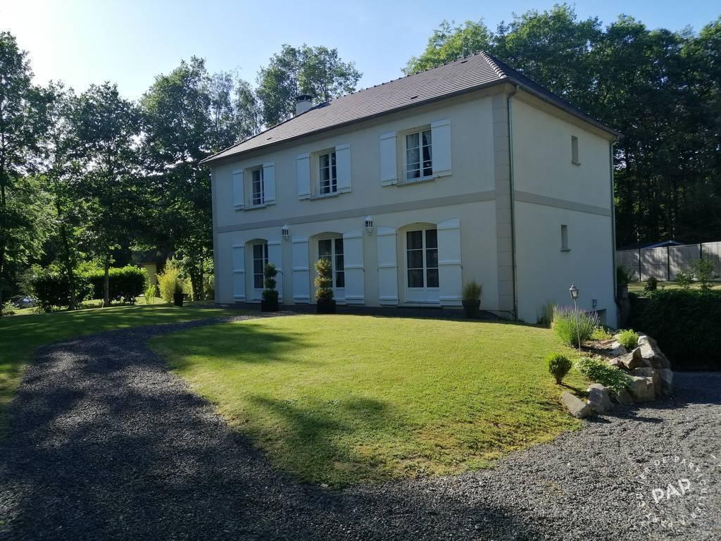 Vente maison 7 pièces La Trinité (27930)