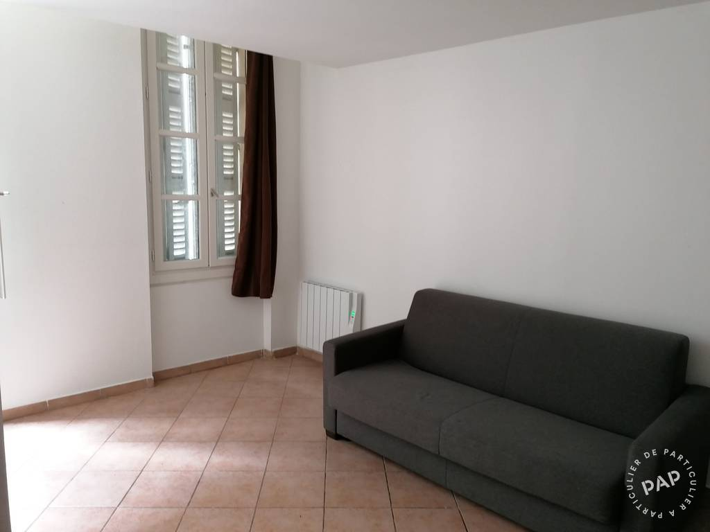 Location appartement studio Marseille 1er
