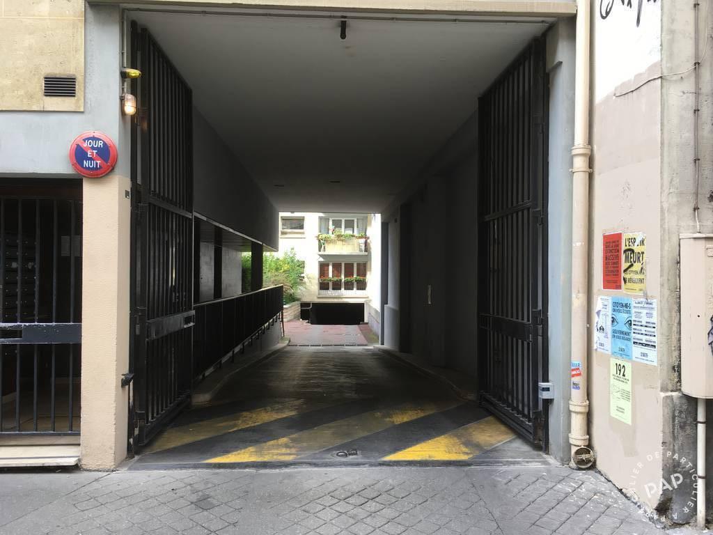 Location Garage, parking Paris 11E (75011)  260€