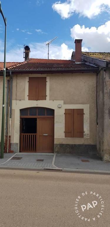 Vente maison 3 pièces Thonnance-lès-Joinville (52300)