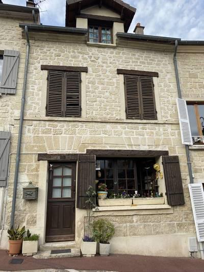 Vente maison 110m² Le Mesnil-Le-Roi (78600) - 450.000€