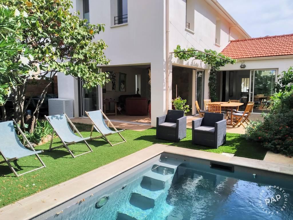 Location maison 5 pièces Marseille 8e